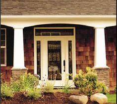 vertical siding craftsman style exterior and craftsman style on pinterest. Black Bedroom Furniture Sets. Home Design Ideas