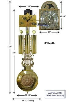 Diy Grandfather Clock Kits - Mechanical Clock Kits Build A Grandfather Clock With Ease Mechanical Clock Kits Build A Grandfather Clock With Ease Grandfather Clock Kits Cases Legac. Diy Clock Kit, Wooden Clock Kits, Wall Clock Kits, Metal Clock, Wood Clocks, Grandfather Clock Repair, Grandfather Clocks For Sale, Home Clock, Clock Art