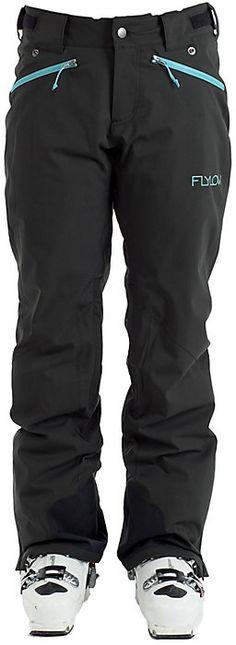 24a63c52555 Flylow Daisy Pant - Women s Ski Pants - Ski Gear for Women Ski Pants