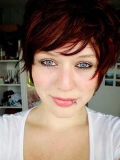 Cabello 20 Mejores Pixie Rojo //  #cabello #mejores #Pixie #rojo