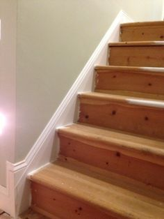 How To Add Moldings At Stairs A Free Diy Lesson From Ana
