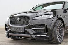 Normaliter heeft tuner Hamann een zwak voor BMW's. Maar een Jaguar op z'n tijd gaat er ook best in. Dit is volgens de Duitse tuner zoals de F-Pace er eigenlijk uit had moeten zien.