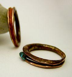 #Anticlastic #Jewelry #189, 190