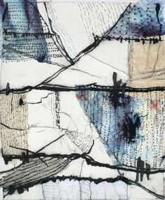 Shelley Rhodes mixed media