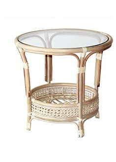 Shop a great selection of Pelangi Coffee Round Table Natural Rattan Wicker Glass Top Handmade, Cream. Find new offer and Similar products for Pelangi Coffee Round Table Natural Rattan Wicker Glass Top Handmade, Cream. Rattan Coffee Table, Reclaimed Wood Coffee Table, Dining Chair Set, Rectangle Glass Coffee Table, Round Coffee Table, Living Room End Tables, Living Room Furniture, Cream Furniture, Cream Living Rooms