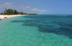 Taino Beach In Freeport Grand Bahama Island The Bahamas