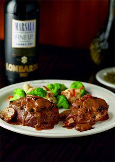 Carrabba's Italian Grill Recipe for Marsala Di Carrabba - National Recipe | Examiner.com