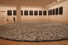 Jannis Kounellis Richard Long, Bilbao, Instalation Art, Sculpture Art, Animal Print Rug, Minimalism, 3, Interiors, Country