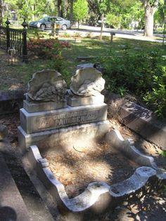 two infants  Bonaventure Cemetery  Savannah, Georgia