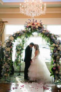 Wedding background inspiration Gorgeous!