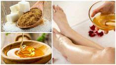 Te compartimos un método de depilación natural para eliminar el vello no deseado de las piernas. ¡Te encantarán los resultados!