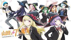 Resultado de imagen para yamada-kun and the seven witches