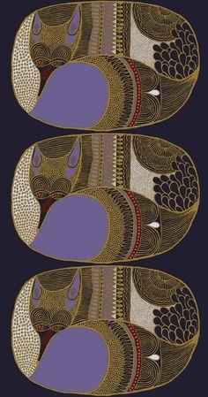 NAPAKETTU, design Aino-Maija Metsola. Marimekko fabrics.