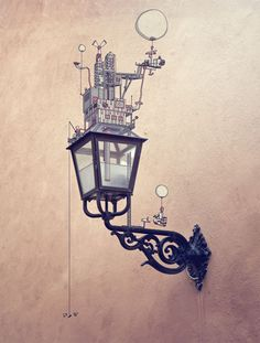 20 Fantastical City Illustrations to Prompt the Urban in You ~ Creative Market Blog
