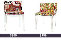 Same Look For Less : Mademoiselle Chair