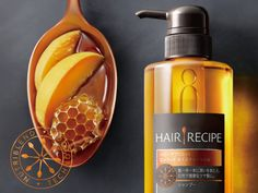P&G hair recipe honey and mango shampoo