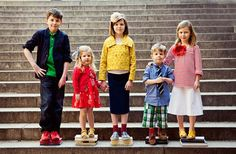 Great family photo tips- esp for picking outfits
