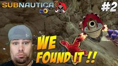 How to find crash powder? - Subnautica Gameplay - Episode 2 https://www.youtube.com/watch?v=eYQ8jige-cU #gaming #gameplay #games #