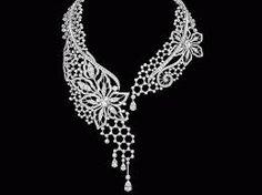 lace jewellery - Google-haku