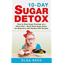 Do you feel sluggish and tired every day? Do you suffer from constant aches, pain and weight gain problems? Do you want to take back control of your health, body shape, and life? Then this book on sugar detox is for you.   #Detox #dieting