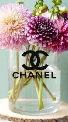 CHANEL-logo | Tumblr Pink Perfume, Perfume Bottles, Fashion Art, Girl Fashion, Chanel Wallpapers, Chanel Wall Art, Art Of Beauty, Chanel Logo, Discover Yourself
