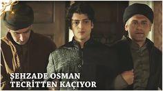 Muhteşem Yüzyıl: Kösem 25.Bölüm   Şehzade Osman tecritten kaçıyor