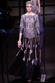Armani Privé   Spring 2014 Couture Collection   Style.com