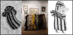 The Coats of Edward Gorey