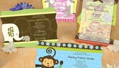 "Start the Party on the ""Write"" Note: More Baby Shower Invitation Wording Ideas"