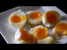 89. Ovos Cozidos Em Água - YouTube