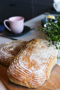 Bread Recipes, Cookie Recipes, Zeina, Our Daily Bread, Foodies, Food And Drink, Rolls, Cheese, Baking
