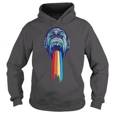 your family and friend:  Graffiti Monkey  Illustration  Hoodies Tee Shirts T-Shirts