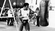 Was Macht George Foreman Heute George Foreman George Rumble In The Jungle