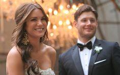 Daneel Harris & Jensen Ackles wedding.