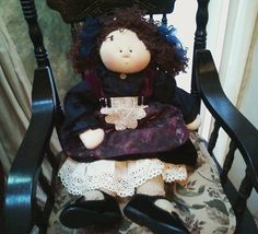 SALE Little Souls Doll by Gretchen Wilson by HoneysDaughter