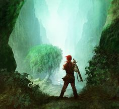 "Wise Man's Fear By Patrick Rothfuss Part 2 by MarcSimonetti.deviantart.com on @deviantART  This is the French cover art for ""Wise Man's Fear"" by Pat Rothfuss.  I hope you'll like it, the books are awesome anyway."
