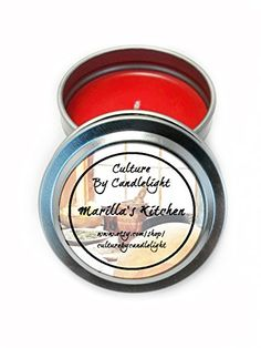 Marillas Kitchen 4 oz Candle  Inspired by Anne of Green Gables by Lucy Maud Montgomery  Kitchen Spices Scented  Book Candle  Book Gift  Book Lover Candle  Literary Candle  Literary Gift >>> Check out this great product.Note:It is affiliate link to Amazon.