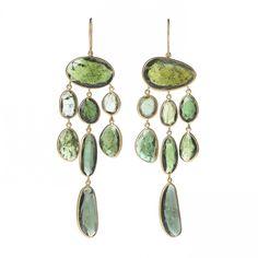 "WHITEbIRD | ""Jellyfish"" earrings - Pippa Small"