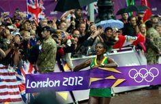 Ethiopian Sets Olympic Record in Women's Marathon - Tiki Gelana!