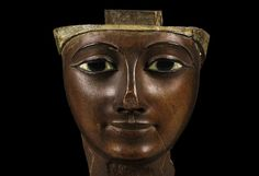 thehereticpharaoh:  This extraordinary wooden mummy mask, dated to Kemet's Third Intermediate Period / Early Late Period (1069 – 525 BC) was sold by Sotheby's on 8th June 2011. It was estimated to sell for $150,000 to $250,000. It went for $812,500.Whilst this was a high-end, legal, public auction, the illicit online trade of Egypt's priceless antiques is booming. These days, with an eBay account, a piece of Egypt's glorious past can yours.Modern day tomb-robbery is rampant across Egypt and…
