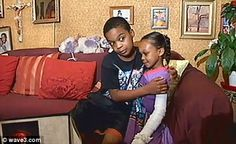 """Older brother saves younger sister from a house fire: Another feel good story that shows how without hesitation or much thought we feel the need to protect each other.  An interesting quote from the article from the older brother """"I am her big brother and I have to protect her"""".  Does this speak to gender roles of males being the protector?"""