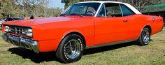 Dodge GTX V8 año 1971. Se trata de un vehículo muy original con muy pocos km. recorridos a través de sus años.  http://www.arcar.org/dodge-gtx-46716