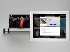 """Demo video of the new eBay mobile app """"Watch with eBay"""""""