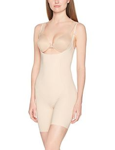bc448854e9 SPANX Trust Your Thinstincts OpenBust Bodysuit L Soft Nude    BEST VALUE BUY  on Amazon