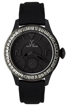 Toy Watch Aviator Black Crystal Women's watch #TTF06BK Toy Watch. $175.00. Casual Watch. Water Resistant. Save 31% Off!