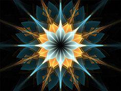 Golden Feathers Digital Art