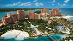 Atlantis Bahamas. Have always wanted to stay here! One day!