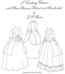 JP Ryan 12 Century Ladies' Caraco by oldtimepatterns Images Pirates, Understanding Women, 18th Century Clothing, Make Your Own Clothes, Jacket Pattern, Sewing Clothes, Fashion Design, Fashion Tips, Fashion Ideas