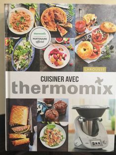 livre larousse Healthy Eating Tips, Healthy Nutrition, Healthy Recipes, Lidl, Tupperware, Homemade Greek Yogurt, Drink Recipe Book, Thermomix Desserts, Grilling Gifts