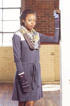 Liz Alig - Fatima Scarf, $32.00 (http://www.lizalig.com/fatima-scarf/)